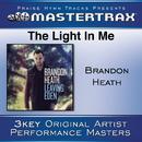 The Light In Me [Performance Tracks]/Brandon Heath