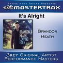 It's Alright [Performance Tracks]/Brandon Heath