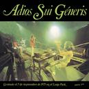 Adiós Sui Generis Vol.I/Sui Generis