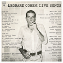 Live Songs/Leonard Cohen