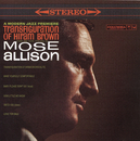 Transfiguration of Hiram Brown/Mose Allison