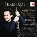 Serenade - Songs For Clarinet/Fabio Di Casola