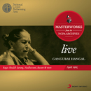 Live Masterworks From The NCPA Archives/Gangubai Hangal