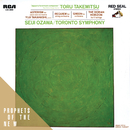Takemitsu: Asterism, Requiem, Green & Dorian Horizon/Toronto Symphony, Seiji Ozawa, Conductor