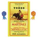 Faenas Históricas de Dos Figuras del Toreo-Narración Original de Pepe Alameda/Pepe Alameda