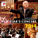 New Year's Concert 2014 / Neujahrskonzert 2014/Daniel Barenboim & Wiener Philharmoniker