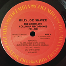 The Complete Columbia Recordings ('81-'87)/Billy Joe Shaver