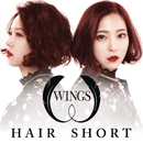 Hair Short/Wings