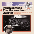 Paul Desmond & The Modern Jazz Quartet/Paul Desmond & The Modern Jazz Quartet