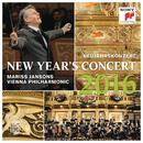 New Year's Concert 2016 / Neujahrskonzert 2016/Mariss Jansons & Wiener Philharmoniker