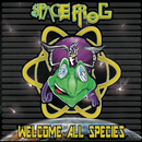 Welcome All Species/Space Frog