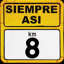 Kilometro 8/Siempre Asi