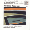 Wagner: Pieces From Tristan And Isolde/Lohengrin/Meistersinger/Parsifal/etc/Adrian Leaper