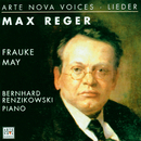 Arte Nova Voices-Lieder: Reger/Frauke May