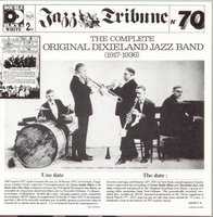 1917-36/Original Dixieland Jazz Band