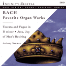 Bach: Favorite Organ Works/Anthony Newman