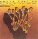 All The Things You Are (1963-1964)/Sonny Rollins