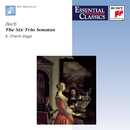 Bach: 6 Trio Sonatas for Organ, BWV 525-530 (Version for Harpsichord)/E. Power Biggs