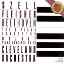 Beethoven:  Five Piano Concertos & Mozart:  Concerto No. 25 in C Major for Piano and Orchestra, K. 503/George Szell, Leon Fleisher, The Cleveland Orchestra