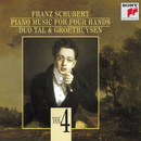 Schubert:  Piano Music for Four Hands, Vol. IV/Tal & Groethuysen