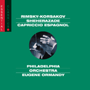 Rimsky-Korsakov: Scheherazade; Russian Easter Overture & Capriccio Espagnol/Eugene Ormandy