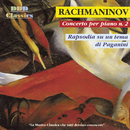 Rachmaninoff: Piano Concerto No. 2 & Rhapsody on a Theme of Paganini/Tbilisi Symphony Orchestra