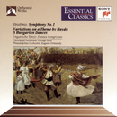 Brahms: Symphony No. 1; Variations on a Theme by Haydn; Five Hungarian Dances/George Szell, Eugene Ormandy