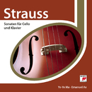 Strauss: Cello Sonata in F Major, Op. 6, TrV 115 - Britten: Cello Sonata in C Major, Op. 65/Yo-Yo Ma