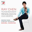 Tchaikovsky & Mendelssohn: Violin Concertos/Ray Chen