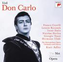 Verdi: Don Carlo (Metropolitan Opera)/Kurt Adler; Leonie Rysanek, Irene Dalis, Franco Corelli, Nicolae Herlea, Giorgio Tozzi