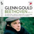 """Glenn Gould plays Beethoven: 32 Variations WoO 80; """"Eroica"""" Variations op. 35; 6 Variations op. 34; Bagatelles op. 33 & op. 126; Piano Sonata No. 24 """"À Thérèse""""/Glenn Gould"""