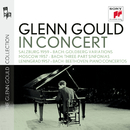 Glenn Gould in Concert: Salzburg 1959 (Bach); Moscow 1957 (Bach); Lenningrad 1957 (Bach, Beethoven)/グレン・グールド