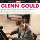 Beethoven: Piano Concerto No. 1 in C Major, Op. 15 - Bach: Keyboard Concerto No. 5 in F Minor, BWV 1056 - Gould Remastered/グレン・グールド