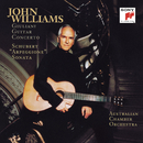 Schubert: Arpeggione Sonata in A Minor, D. 821 - Giuliani: Guitar Concerto No. 1 in A Major, Op. 30/John Williams