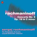 Rachmaninoff: Concerto No. 2, Op. 18 in C minor/Sergei Rachmaninoff