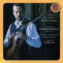 Vivaldi: The Four Seasons - Expanded Edition/Giuliano Carmignola, Venice Baroque Orchestra, Andrea Marcon