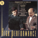 Tchaikovsky & Sibelius: Violin Concertos - Dvorák: Romance/Itzhak Perlman