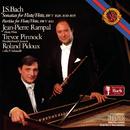 Bach: Flute Sonatas BWV 1030-1035 & Flute Partita, BWV 1013/Jean-Pierre Rampal, Trevor Pinnock, Roland Pidoux