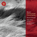 Mozart: Clarinet Concerto K.622; Clarinet Quintet K.581: Classic Library Series/Richard Stoltzman
