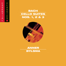 Bach: Cello Suites Nos. 1, 2 & 3/Anner Bylsma