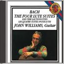 The Four Lute Suites of Johann Sebastian Bach/John Williams