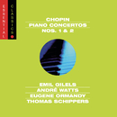 Chopin: Piano Concertos Nos. 1 & 2/Emil Gilels, André Watts