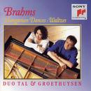 Brahms: 21 Hungarian Dances, WoO 1 & 16 Waltzes, Op. 39/Tal & Groethuysen
