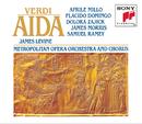 Aida/Aprile Millo, Plácido Domingo, Dolora Zajick, Samuel Ramey, James Morris, Metropolitan Opera Orchestra, James Levine