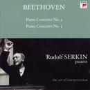 "Beethoven: Piano Concertos Nos. 3 & 5 ""Emperor"" (Rudolf Serkin - The Art of Interpretation)/Rudolf Serkin, New York Philharmonic, Leonard Bernstein"