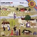 Copland: Old American Songs, Canticle of Freedom & 4 Motets/Michael Tilson Thomas, Utah Symphony Orchestra, The Mormon Tabernacle Choir