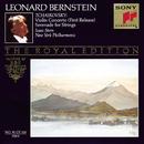 Tchaikovsky: Violin Concerto & Serenade for Strings/Isaac Stern, New York Philharmonic, Leonard Bernstein