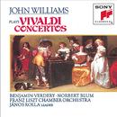 Vivaldi Concertos/John Williams, Franz Liszt Chamber Orchestra, János Rolla