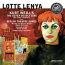Lotte Lenya Sings Kurt Weill [Masterworks Heritage]/Lotte Lenya