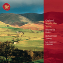 Copland: Appalachian Spring; Billy the Kid; Rodeo: Classic Library Series/Michael Tilson Thomas